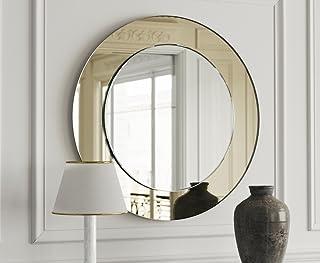 SDG Royal Light Gold Frameless Mirror M-121
