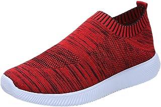 Jodier Zapatillas de Deportivos de Running para Mujer Gimnasia Ligero Sneakers Aire Libre Zapatillas de Deportes Mujer Zapatos Deportivos Running Zapatillas para Correr Ligero y con Estilo
