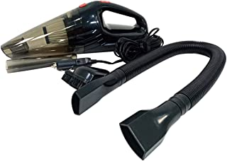 Car Vacuum Cleaner, DC12-Volt 120W Wet & Dry Handheld Auto Vacuum Cleaner with Power Cord, 3 different attachments and Car...