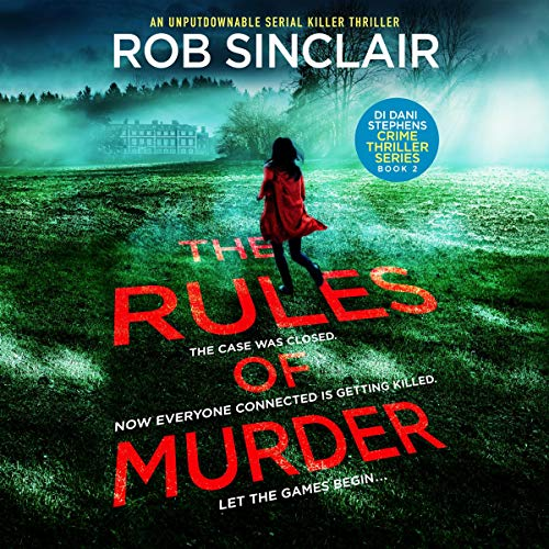 The Rules of Murder cover art