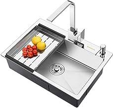 Kitchen Sinks Bath Fixtures Bathroom Sink Household Sink Restaurant Sink Wash Basin Stainless Steel Sink Sink With Water T...
