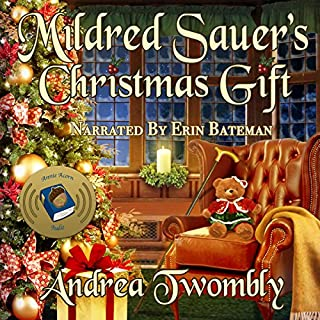 Mildred Sauer's Christmas Gift audiobook cover art