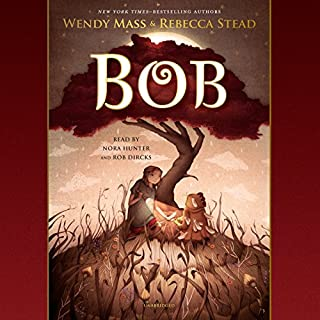 Bob audiobook cover art