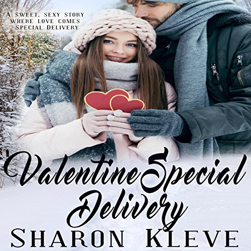 Valentine Special Delivery audiobook cover art
