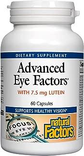 natural factors eye factors formula