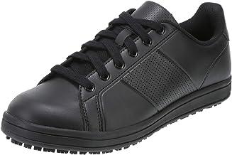 safeTstep Women's Slip Resistant Andre Court Shoe