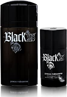 Paco Rabanne 2 Piece Gift Set for Men, Black Xs