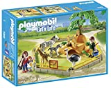 PLAYMOBIL 5968 Wild Animal Enclosure Playset by PLAYMOBIL®