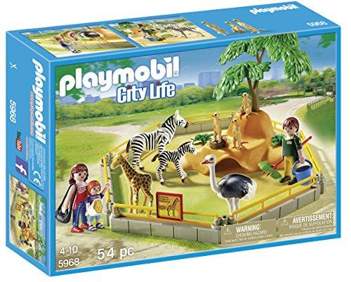PLAYMOBIL 5968 - Wildtiergehege im Zoo