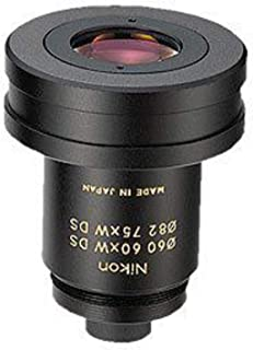 Nikon 60x / 75 x WW DS Ocular Lens for Fieldscope