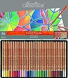 Cretacolor Fine Art - Pennarelli a gesso pastello Penne a gesso pastello, confezione da 36 36 Stk multicolore