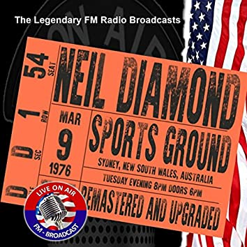 Legendary FM Broadcasts - Sports Ground, Sydney, Australia 9th March 1976