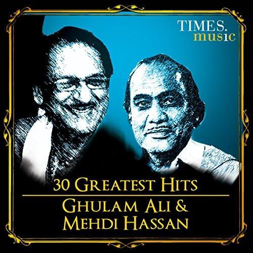 Ghulam Ali & Mehdi Hassan