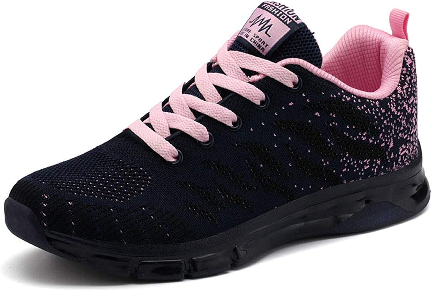 FLARUT Womens Athletic Running Sneakers Fashion Workout Sport shoes Gym Fitness Casual Walking