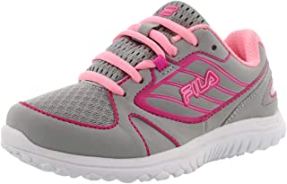 Fila Girl's Boomers Ankle-High Running Shoe