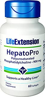 Life Extension Hepatopro 900 Mg, 60 softgels