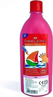 FABER-CASTELL TEMPERA-FUN PAINTS 500ML PINK