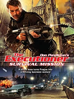 Survival Mission (The Executioner Book 406)