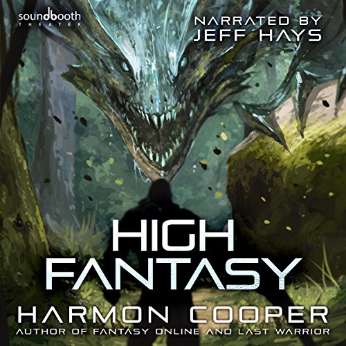 High Fantasy cover art