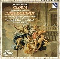 Gloria (+ Scarlatti: Dixit Dominus) by English Concert Choir