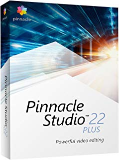 Pinnacle Studio 22 Plus - Video Editing and Screen Recorder [PC Disc] [Old Version]