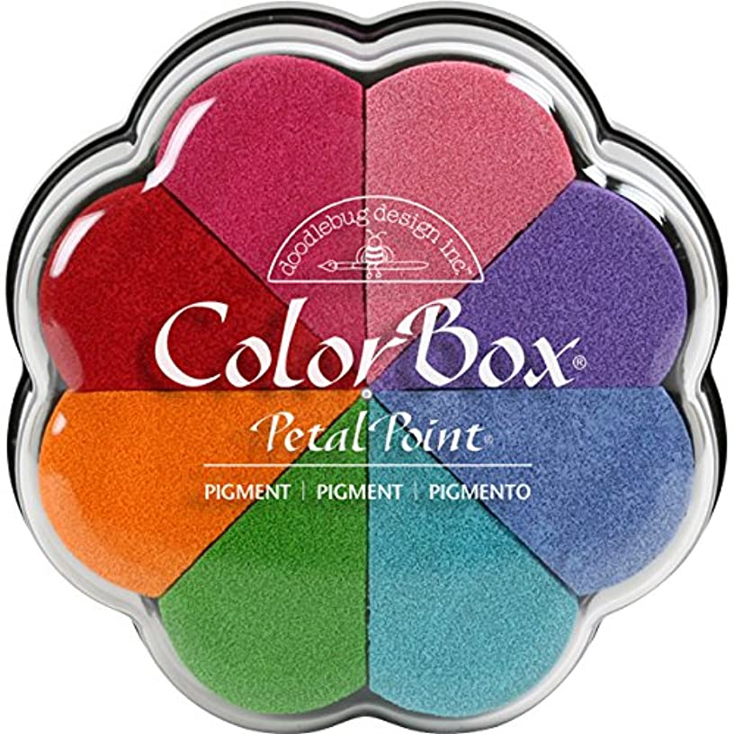 ColorBox Pigment Petal Point Option Pad, Fun, Multicolor