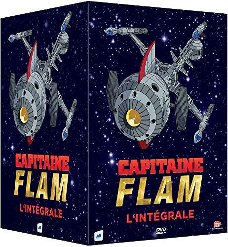 Coffret intégrale capitaine flam