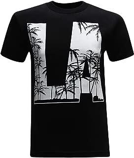 California Republic LA Palm Trees Men's T-Shirt