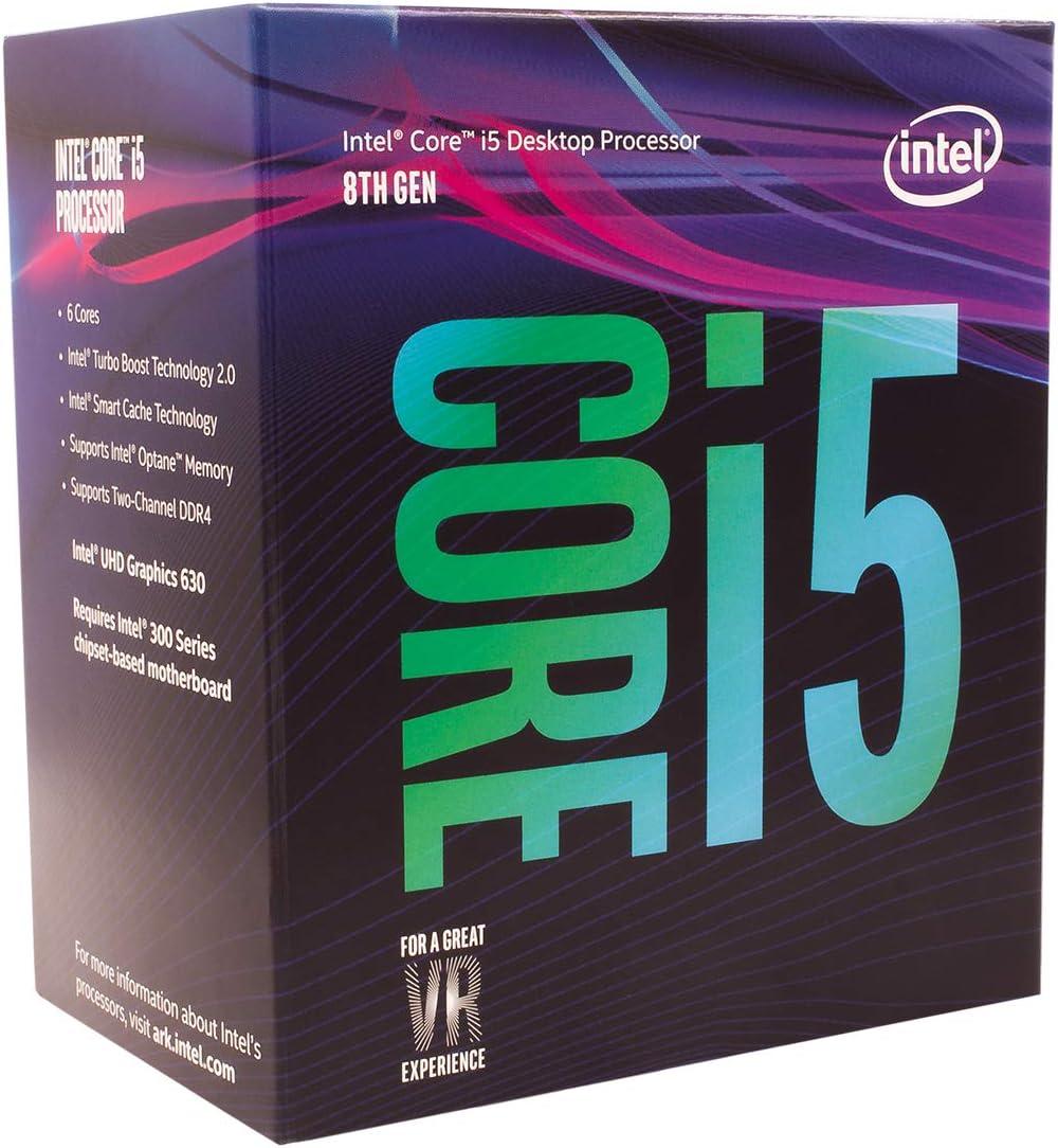 Max 46% OFF Intel Core i5-8600 Desktop Processor 6 4.3GHz to L Turbo up half