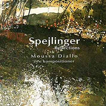 Reflections / Spejlinger - Fire Kompositioner