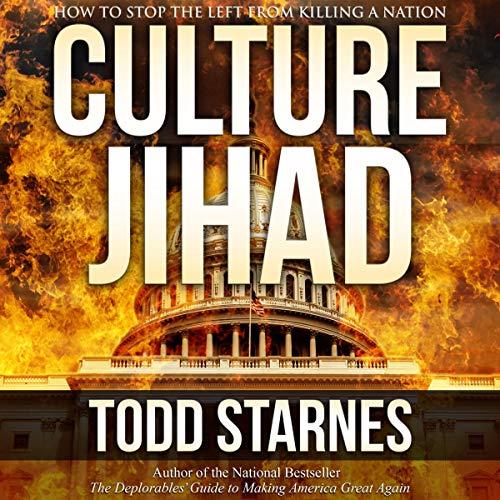 Culture Jihad audiobook cover art