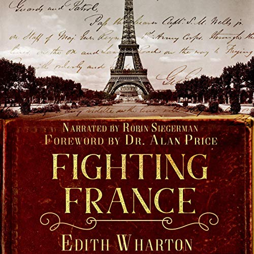 Couverture de Fighting France