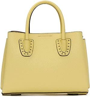 Women's Handbag New Single Shoulder Diagonal Small Square Bag Ladies Leather Spring Summer Simple Crossbody Bag(FM),C