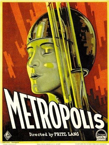 onthewall Metropolis Póster de la película Art Print (40x 30cm (msp0042)