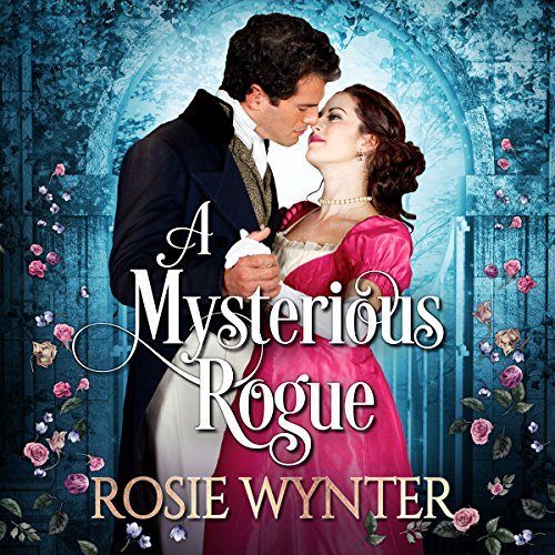 A Mysterious Rogue audiobook cover art