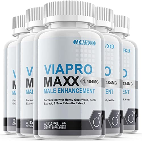 popular Viapro Maxx Male high quality Pills popular (5 Pack) outlet sale