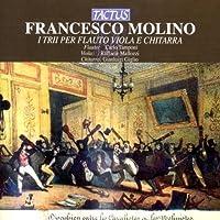 Trios for Flute Viola & Guitar by F. Molino (2009-03-10)