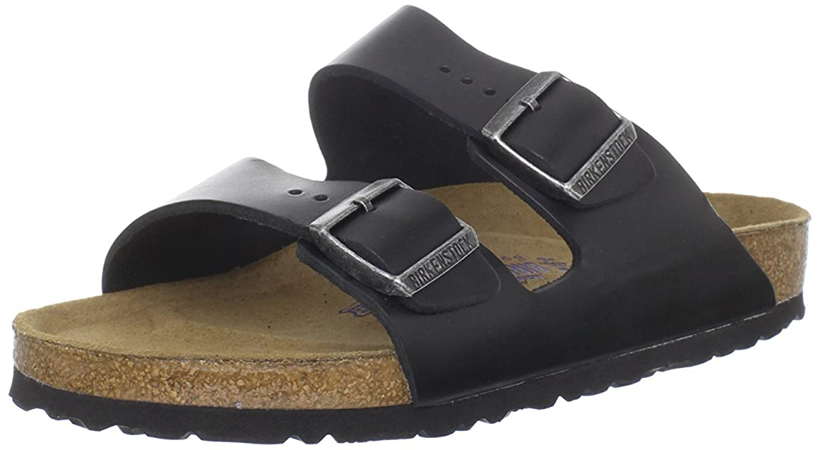 Birkenstock Men's Arizona Soft Footbed
