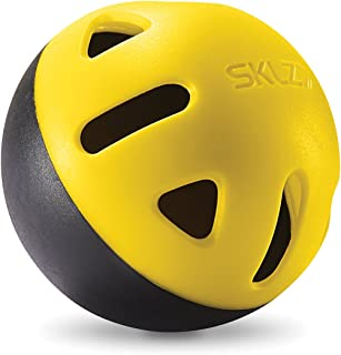 SKLZ Impact Balls – Heavy-Duty, Long Lasting Limited Flight Mini Training Ball