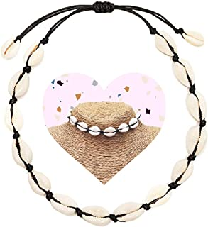 cowrie shell necklace uk