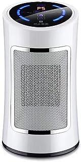 GXDHOME Calefactores Calentador, Calentadores Inteligentes de Control Remoto en el hogar, protección contra fallas de energía de Descarga, calefacción y enfriamiento