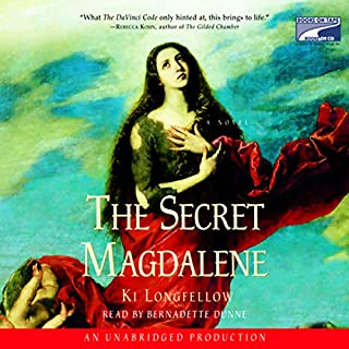 The Secret Magdalene cover art