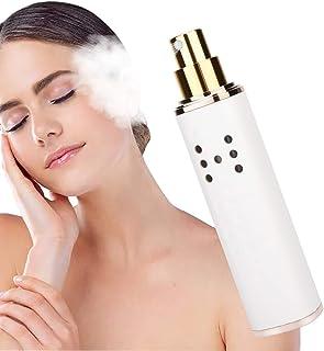 Hydrogen Water Facial Sprayer, Kinovation Rechargeable Face Steamer For Facial -Portable Facial Sprayer with 15ml for Mois...