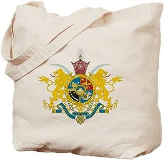 CafePress Iran Coat Of Arms (Pahlavi Dy Natural Canvas Tote Bag, Reusable Shopping Bag