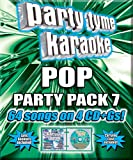 Party Tyme Karaoke - Pop Party Pack 7