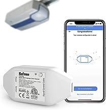 Wi-Fi Controlador de Puerta de Garaje. Se Puede Usar con el Control Remoto Original de la Puerta de Garaje Existente. Remoto por App, Compatible con Alexa y Google Assistant.