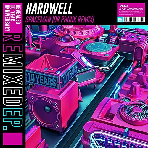 Hardwell & Dr Phunk feat. Mitch Crown