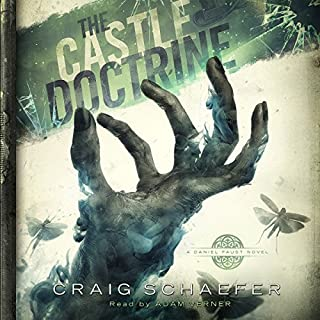 The Castle Doctrine audiobook cover art