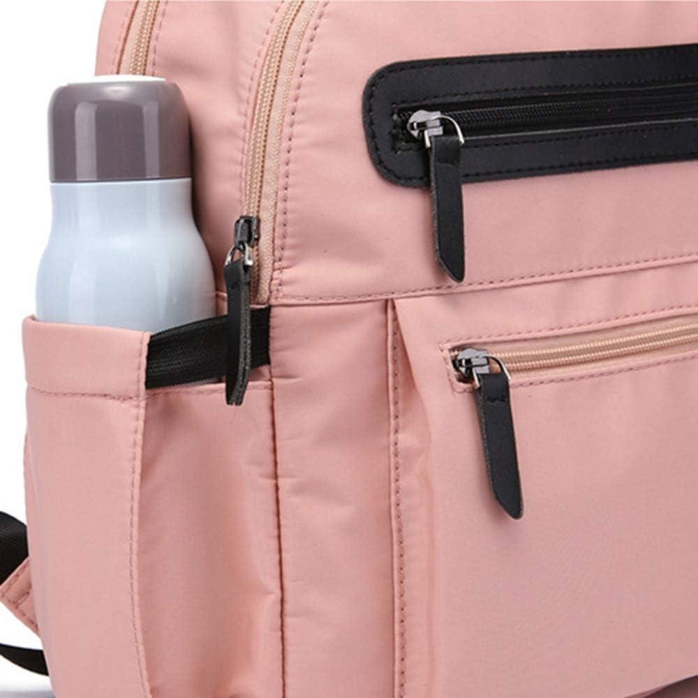 Lady sac à dos Nouveau Sac à Dos Sac à Dos Multifonctions Grande capacité épaule Sac à Dos Sac à Dos for Maman et Enfant (Color : 1) 3