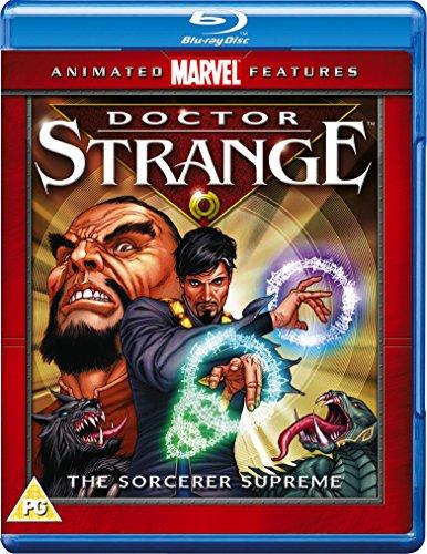 Doctor Strange [Edizione: Regno Unito] [Reino Unido] [Blu-ray]